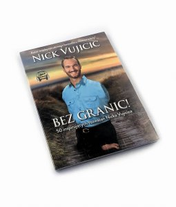 Bez granic! - Nick Vujicic (Audiobook CD/mp3)