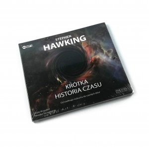 [CD/mp3] Krótka historia czasu - Stephen Hawking