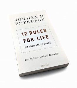 [EN] 12 Rules for Life. An Antidote to Chaos - Jordan B. Peterson