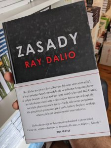 Outlet - Zasady - Ray Dalio