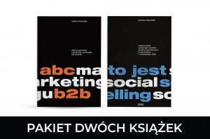 Pakiet książek: Abc marketingu B2B / To jest social selling - Grupa Marketer